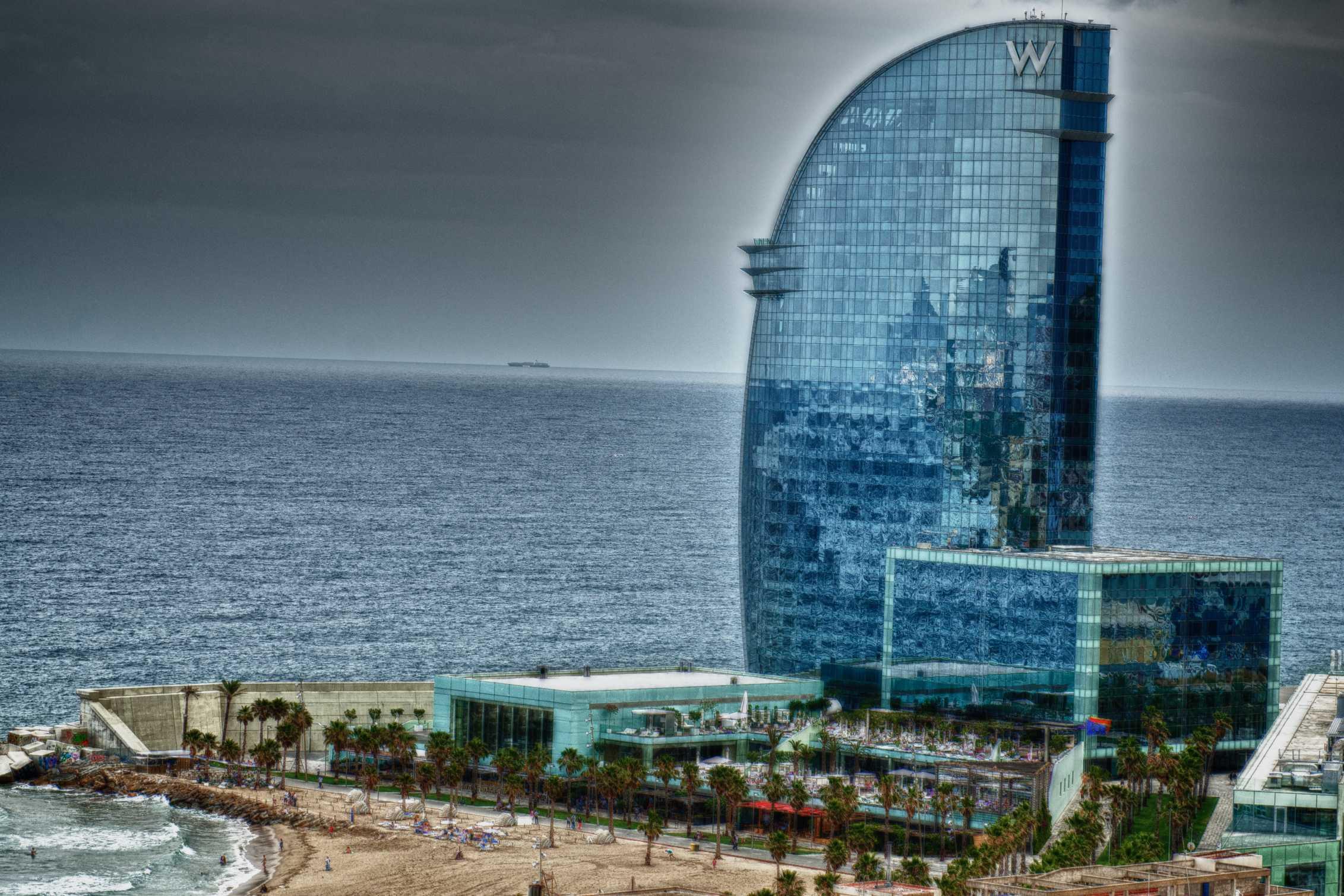 Barcelona hotel barcelona for Hotel barcelone