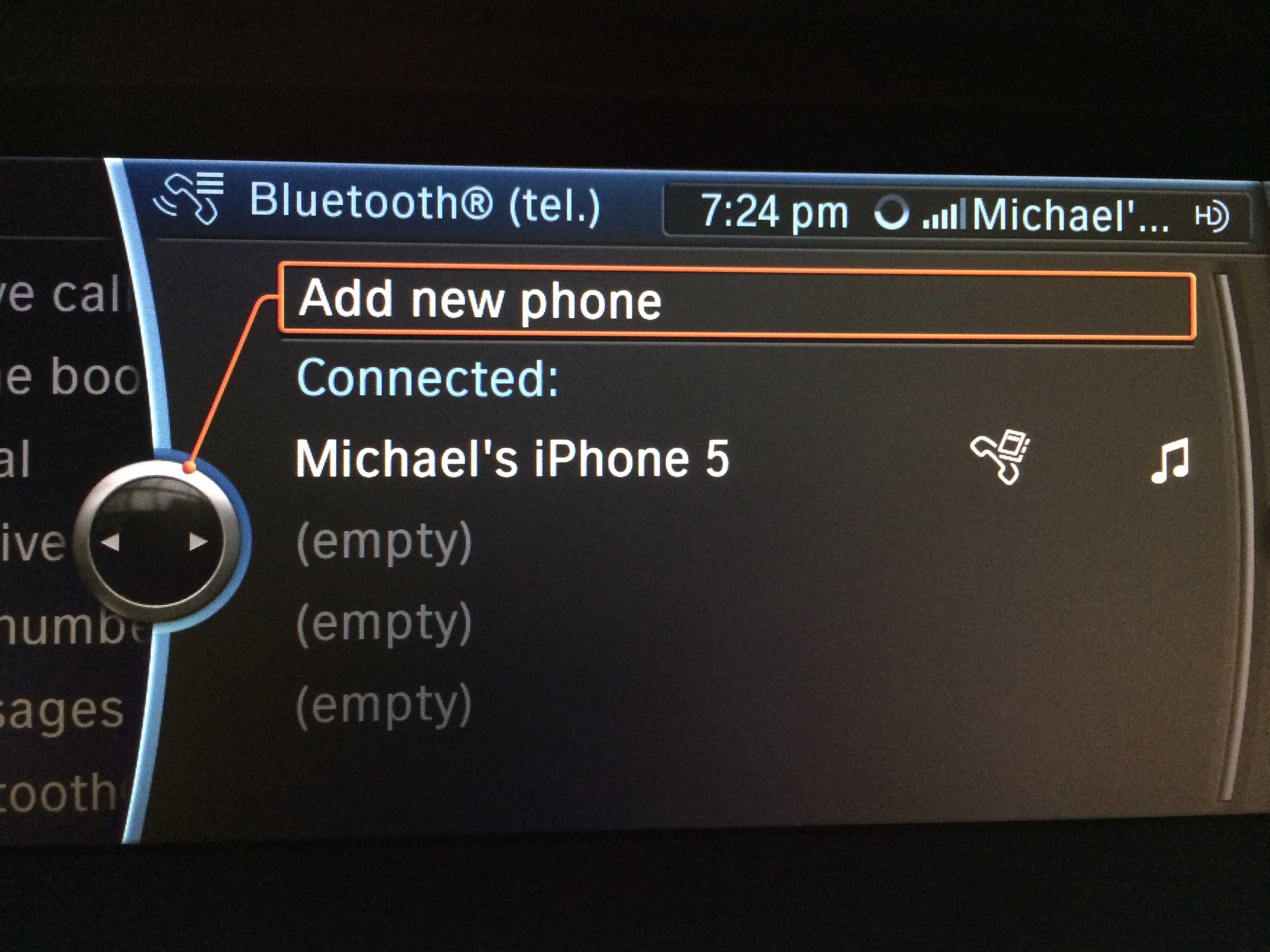 major bluetooth audio issues between iphone and bmw and no carplay. Black Bedroom Furniture Sets. Home Design Ideas