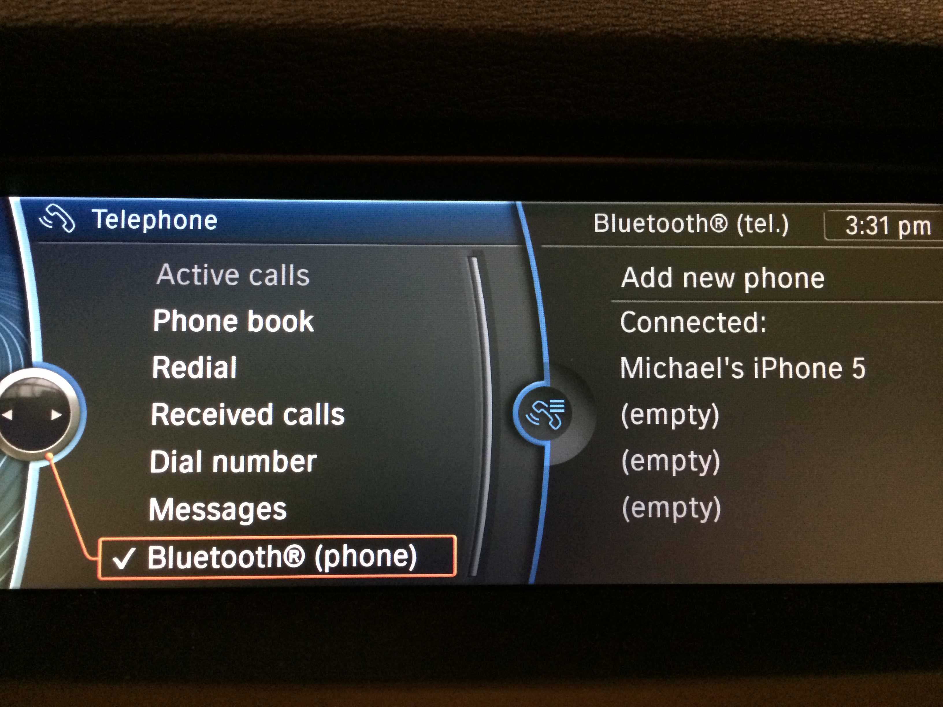 interface bluetooth software navigation update en owners rb me bmw