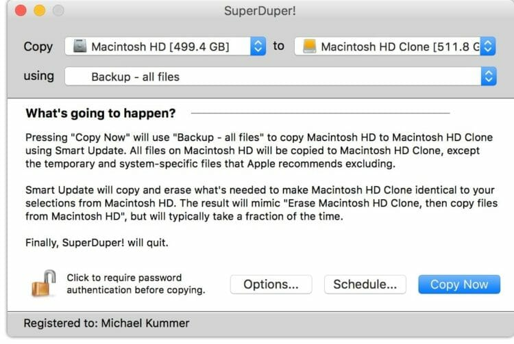 Mac tips: How to backup important data and prevent data loss