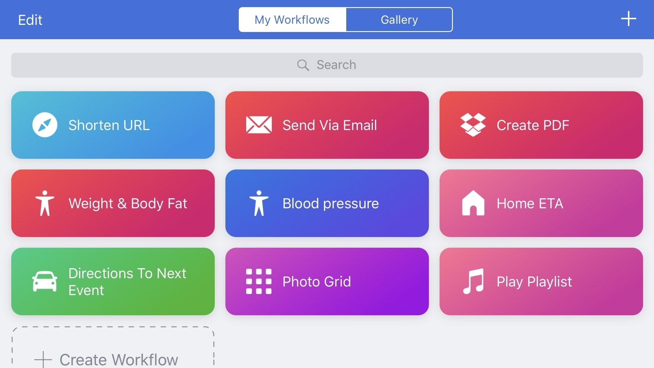 iOS automation: How to automate tasks with Workflow