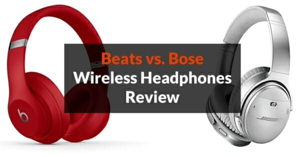 Beats vs. Bose wireless noise-canceling headphones review