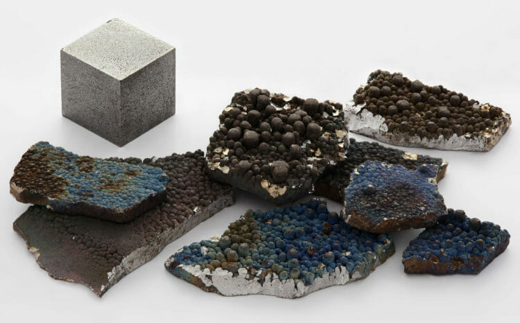 Manganese: A naturally occurring mineral