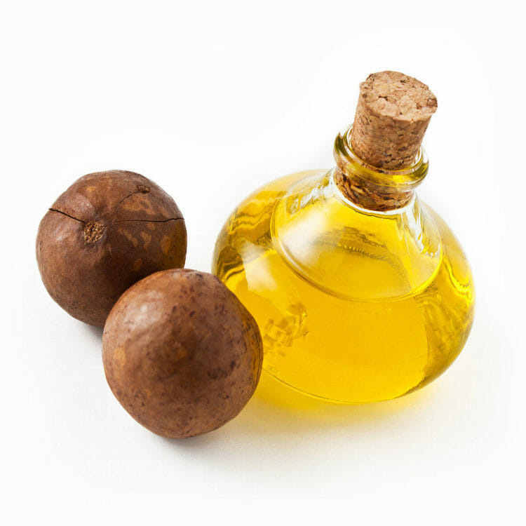 Macadamia Nut Oil (Source: popsugar.com.au)