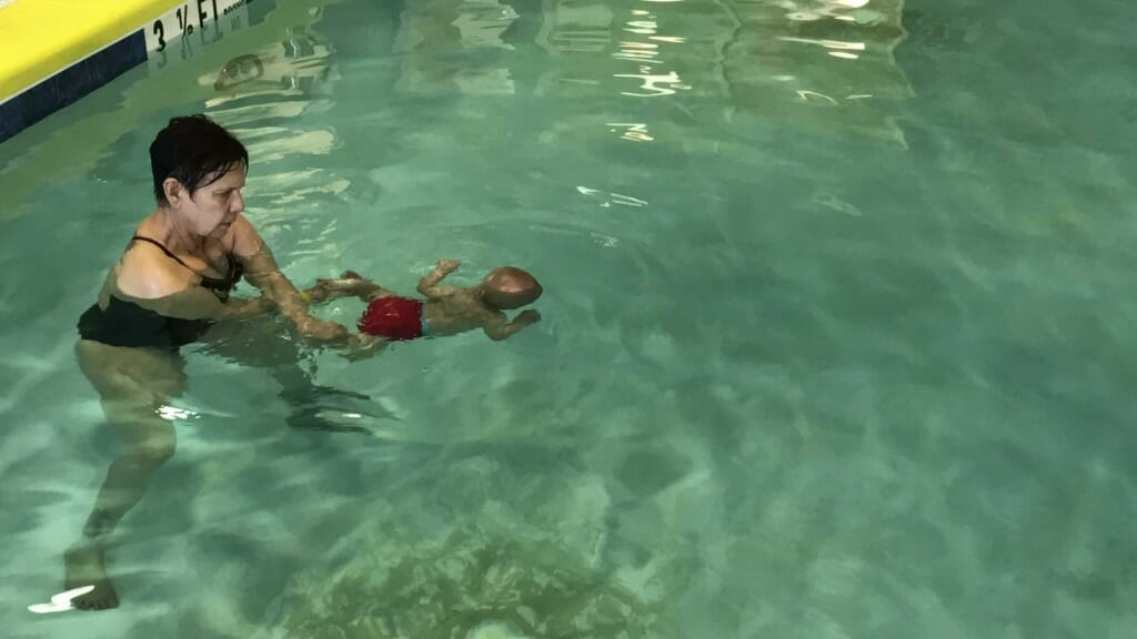 Infant Survival Swimming