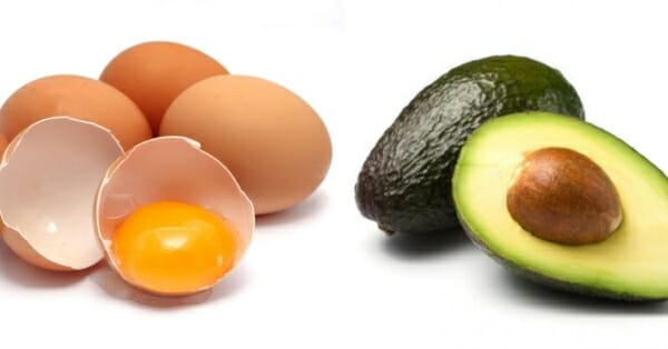 Superfoods: Eggs and avocados - health benefits and nutritional information