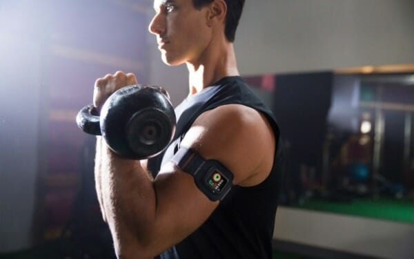 ActionSleeve - An innovative Apple Watch workout armband