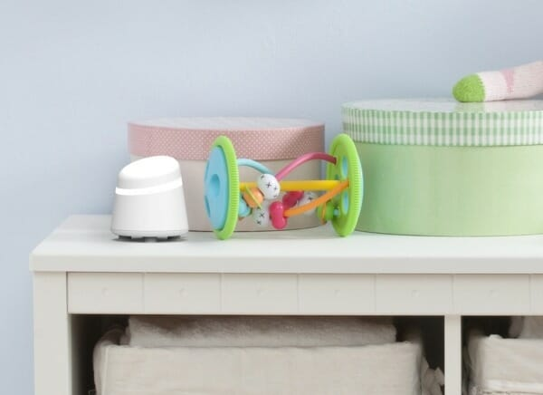 Review: Onelink Environment monitor for the nursery or kids room
