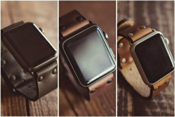 Range Leather Band