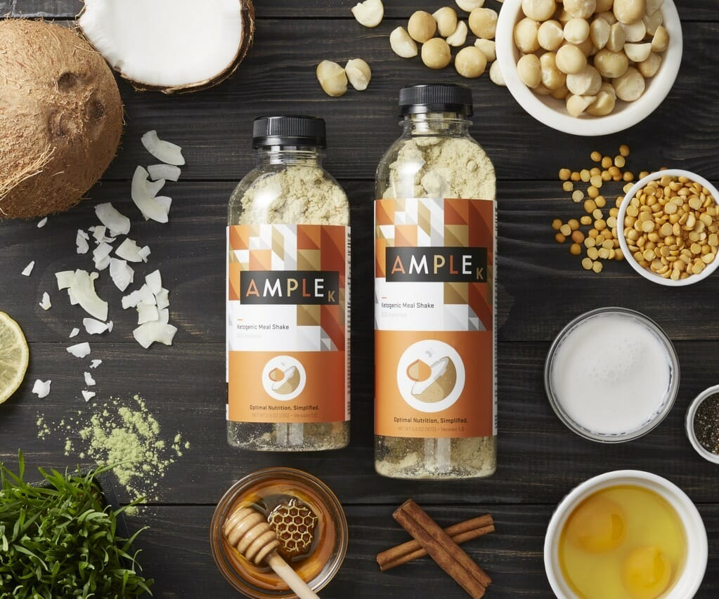 Ample K vs. Top Keto Meal Replacements Shakes