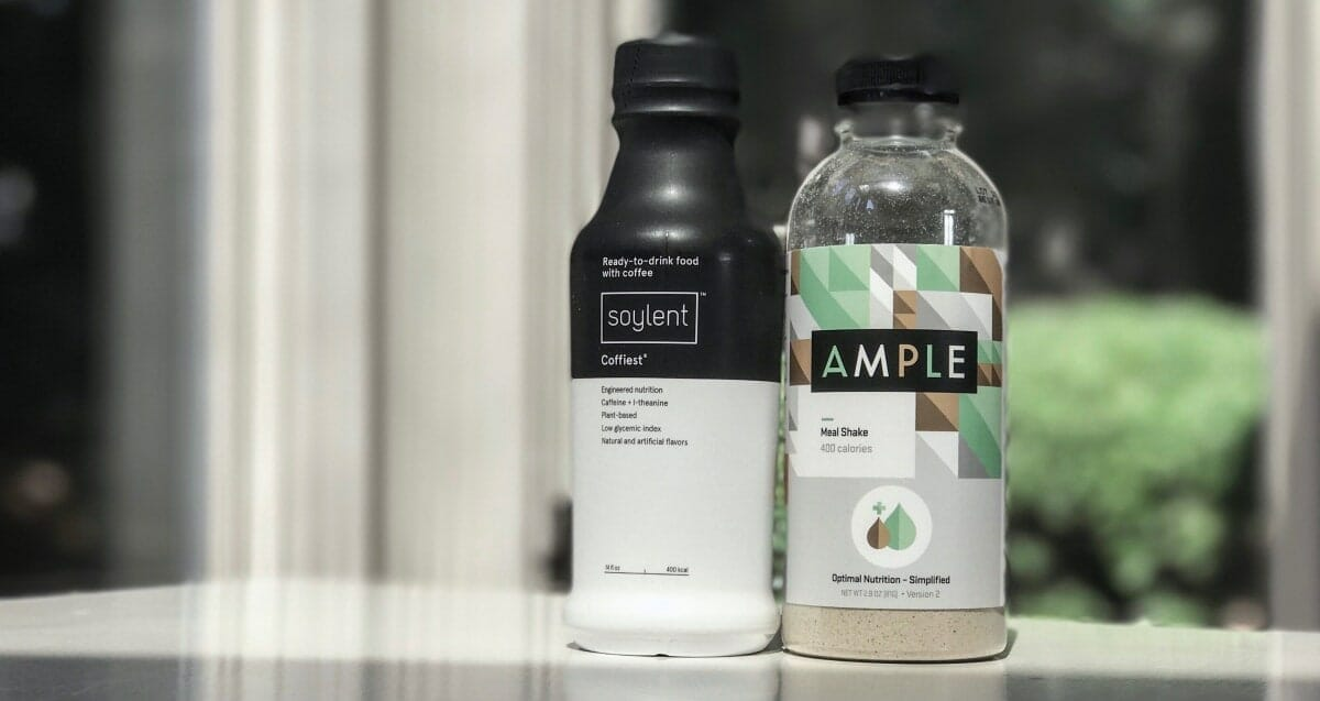 Meal Replacement Drinks Review