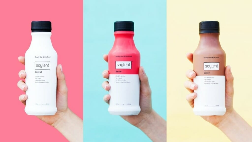 Meal replacement drinks: Ample vs. Soylent
