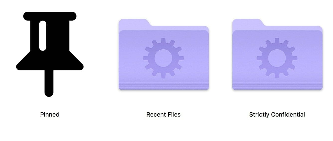 how to change the files order in folder