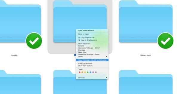 Copy and paste on imac