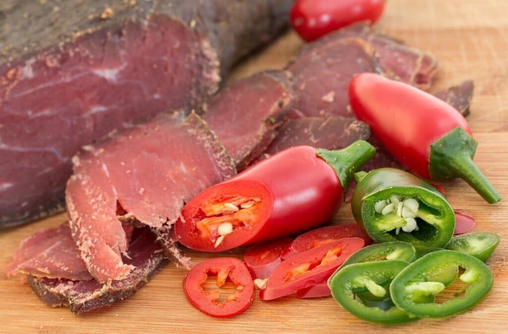 The risk of cancer from eating red or processed meat