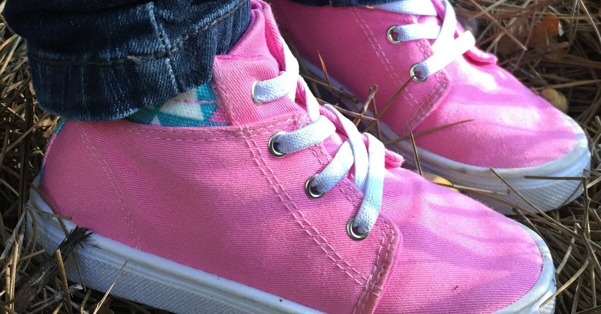 5df6c00d7531c Review of Oomphies - Durable shoes for kids