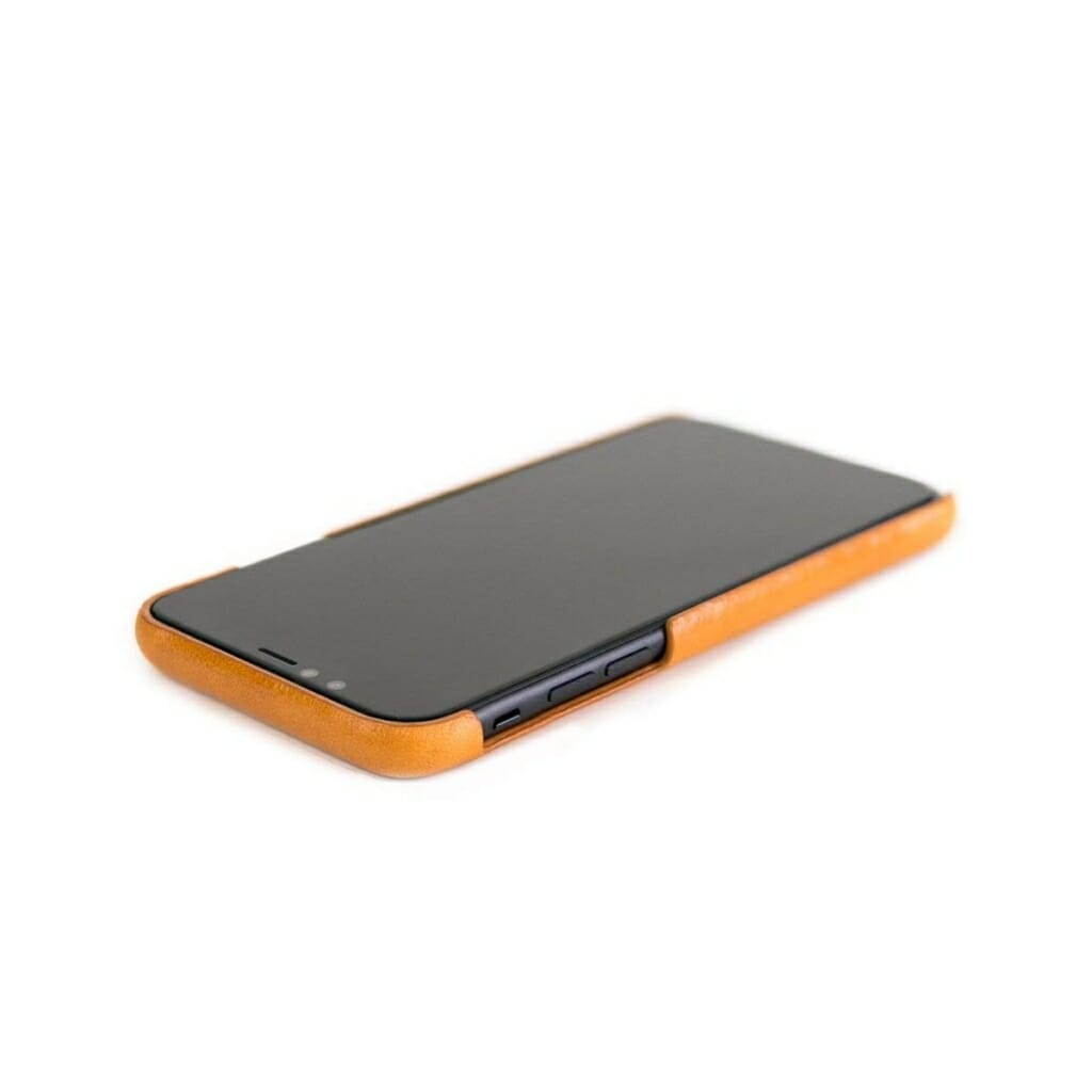 Genuine Leather iPhone XS Cases