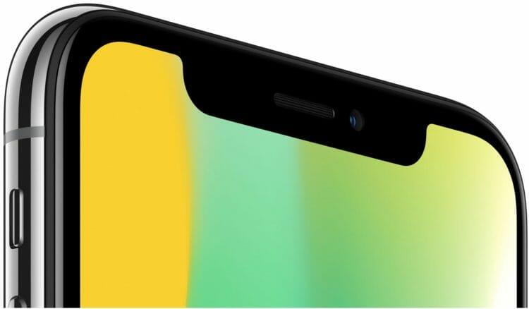 iPhone X TrueDepth Front Camera