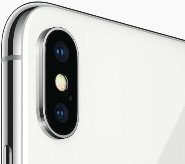 iPhone X Dual Rear Camera System