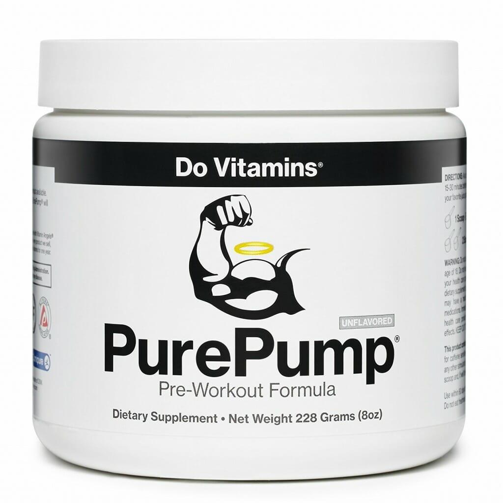 Do Vitamins - PurePump