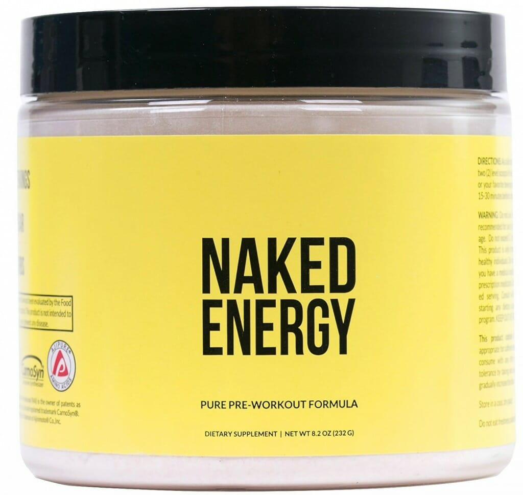 Naked Nutrition - Naked Energy