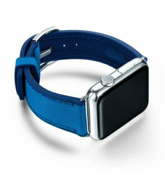Meridio Electric Blue Apple Watch Band