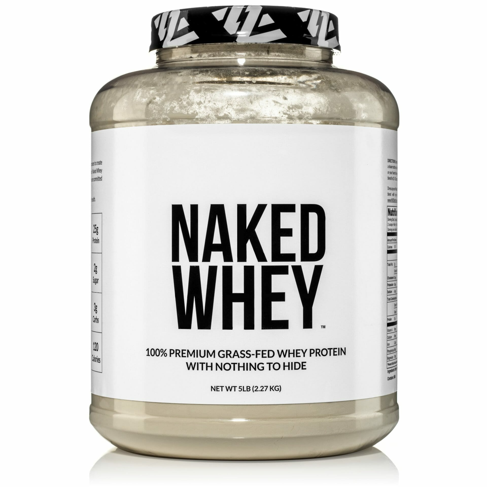 Naked Nutrition - Grass-fed Whey Protein