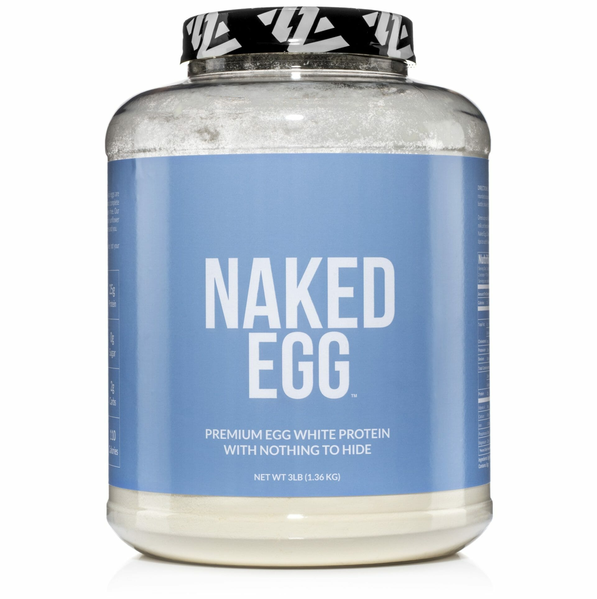 Naked Nutrition - Egg White Protein