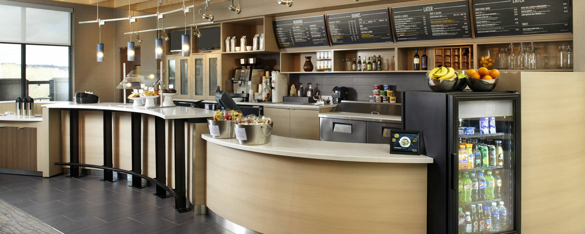 The Bistro at Courtyard hotels by Marriott