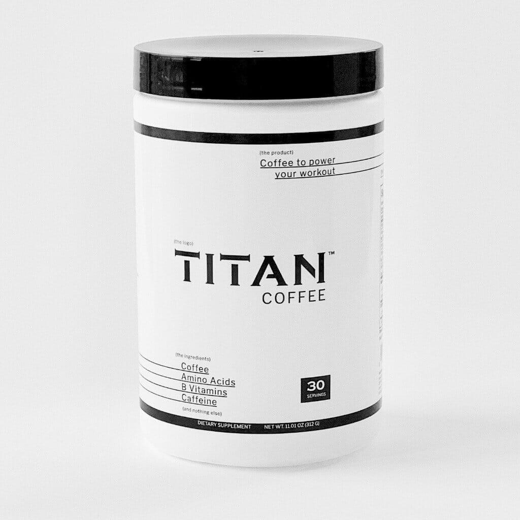 Titan Coffee Pre-workout