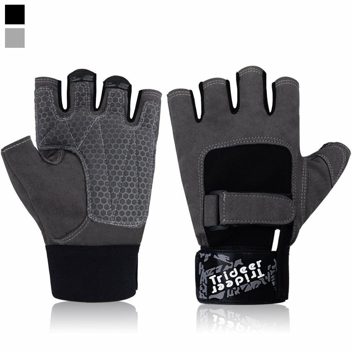 Dam Pro Gel Weight Lifting Gloves Gym Body Building Gloves: Barehand Gloves: Best CrossFit Gloves To Prevent Hands