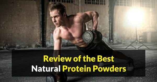 Review of best protein powder supplements