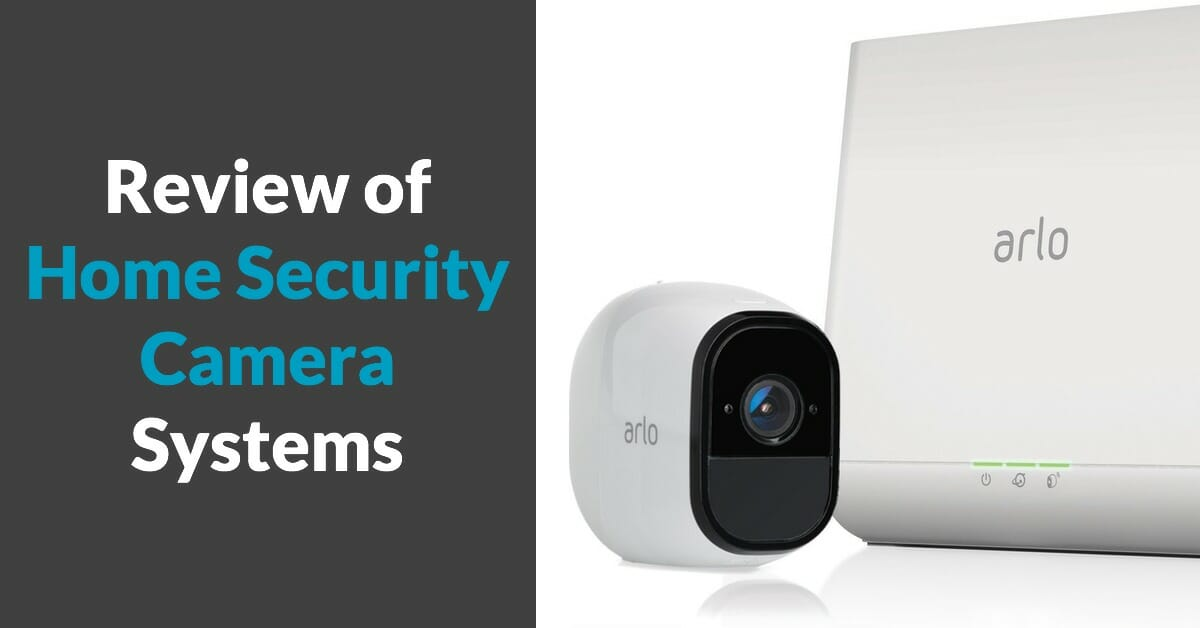 Netgear Arlo Pro 2 Vs Other Home Security Camera Systems