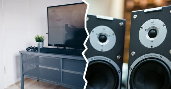 Soundbars vs Home Theater Speakers - How To Decide - Guest Blog