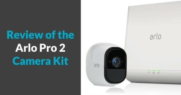 Arlo Pro 2 Review - Top Wireless Home Security Camera