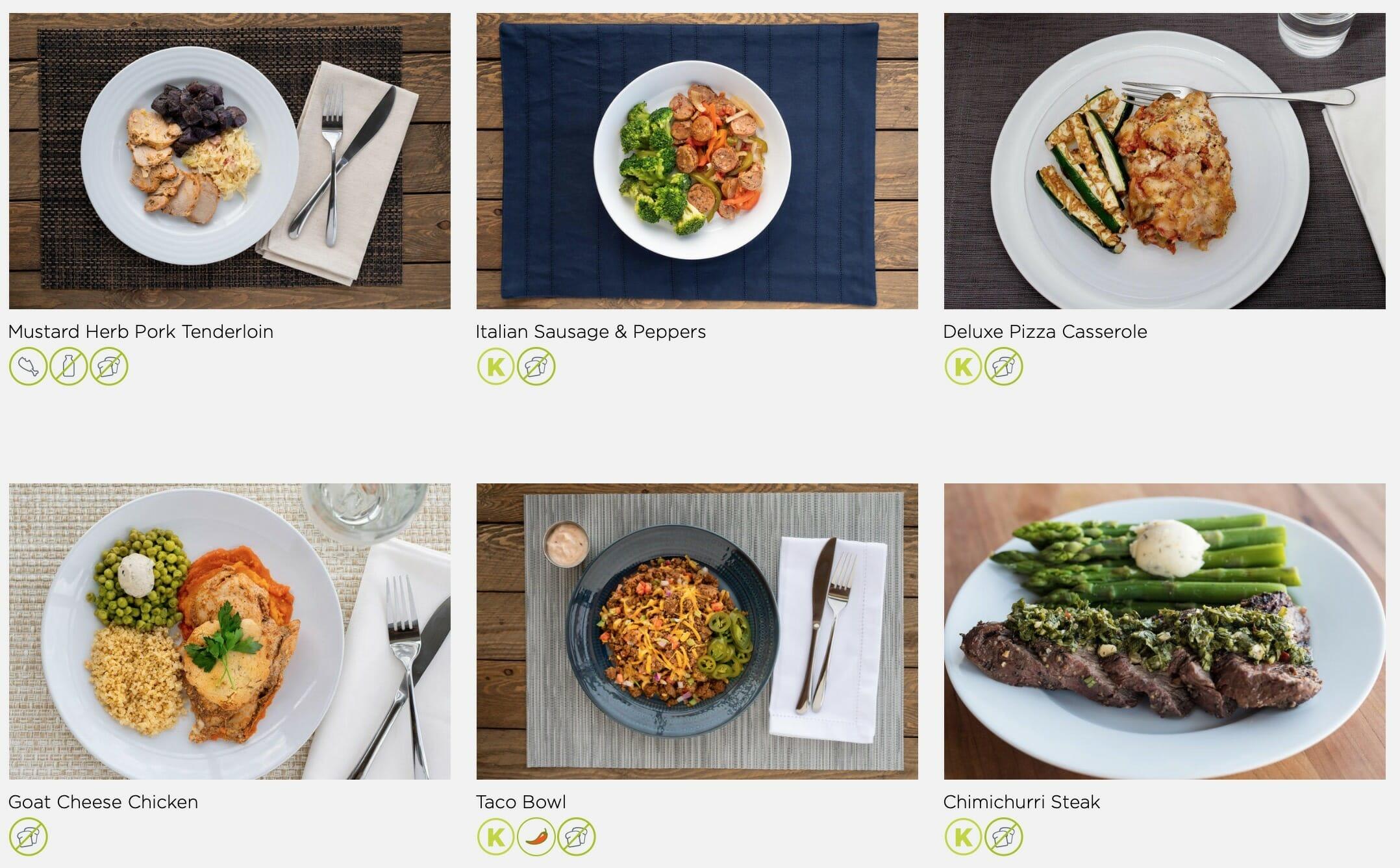 Factor 75 Meals