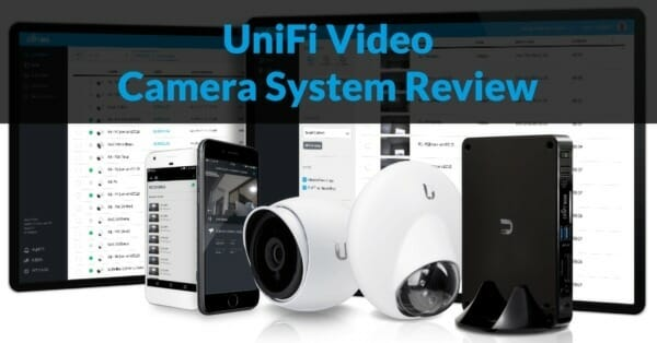 UniFi Video Camera System Review@2x