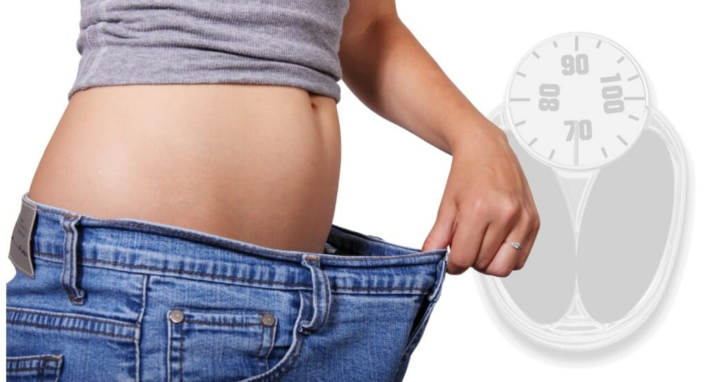 Intermittent fasting helps with weight loss