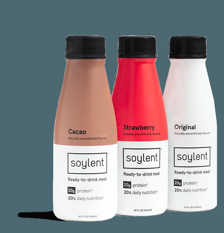 Soylent Drinks