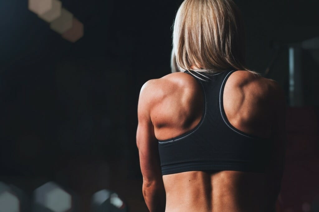 Improved body composition in athletes