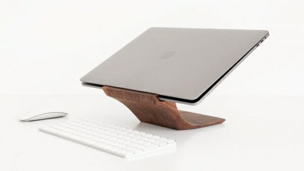 MacBook Pro in sleep mode