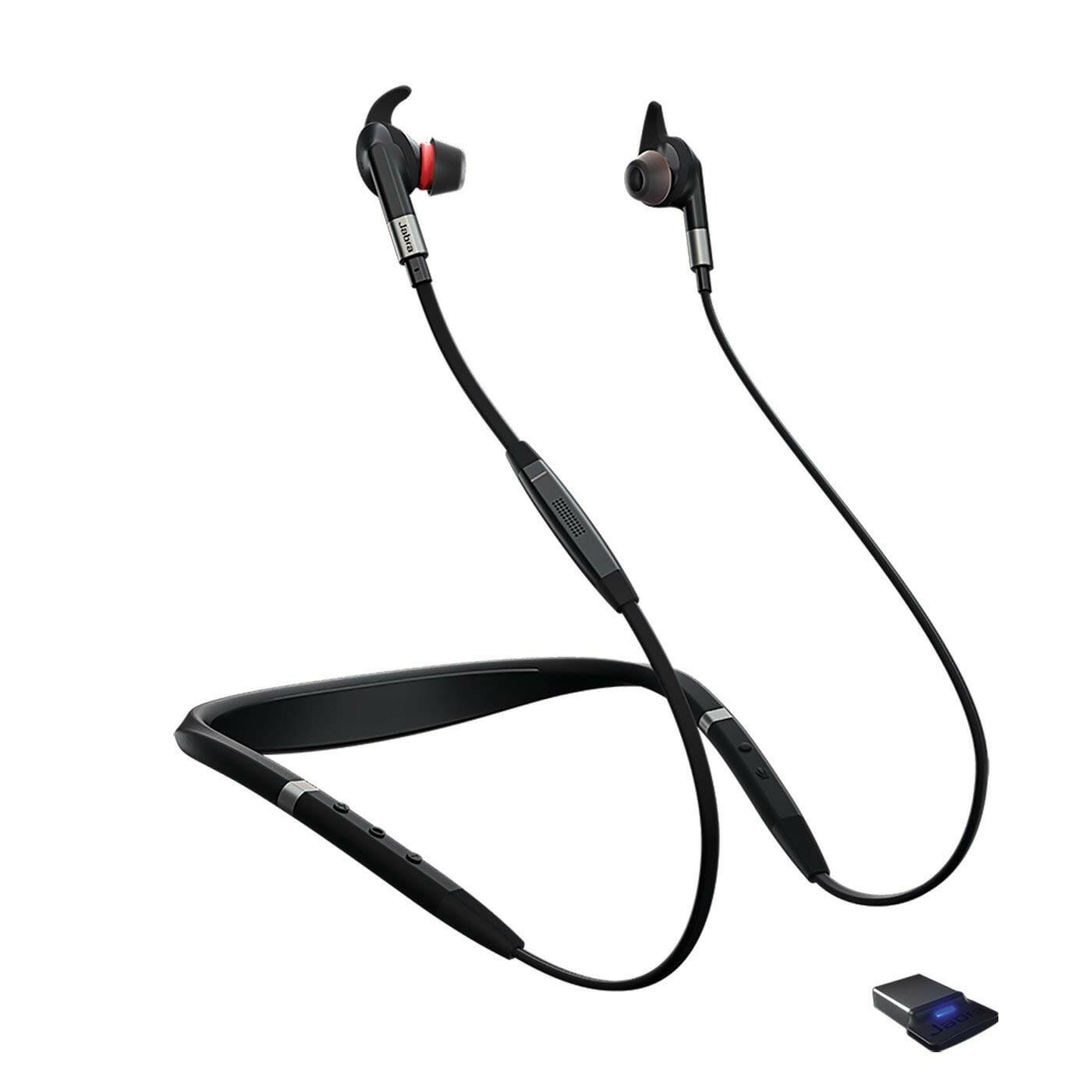 Jabra Evolve 75e with USB Dongle