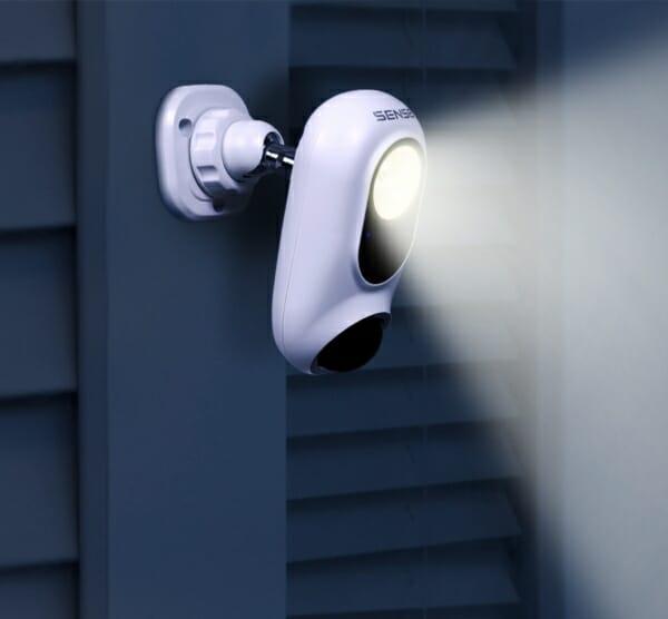 SENS8 Security Camera with Floodlight - 1