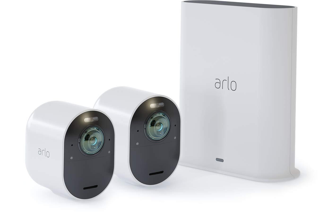 Arlo Ultra Kit with Hub