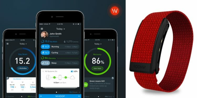 Whoop - The World's Most Powerful Fitness Membership
