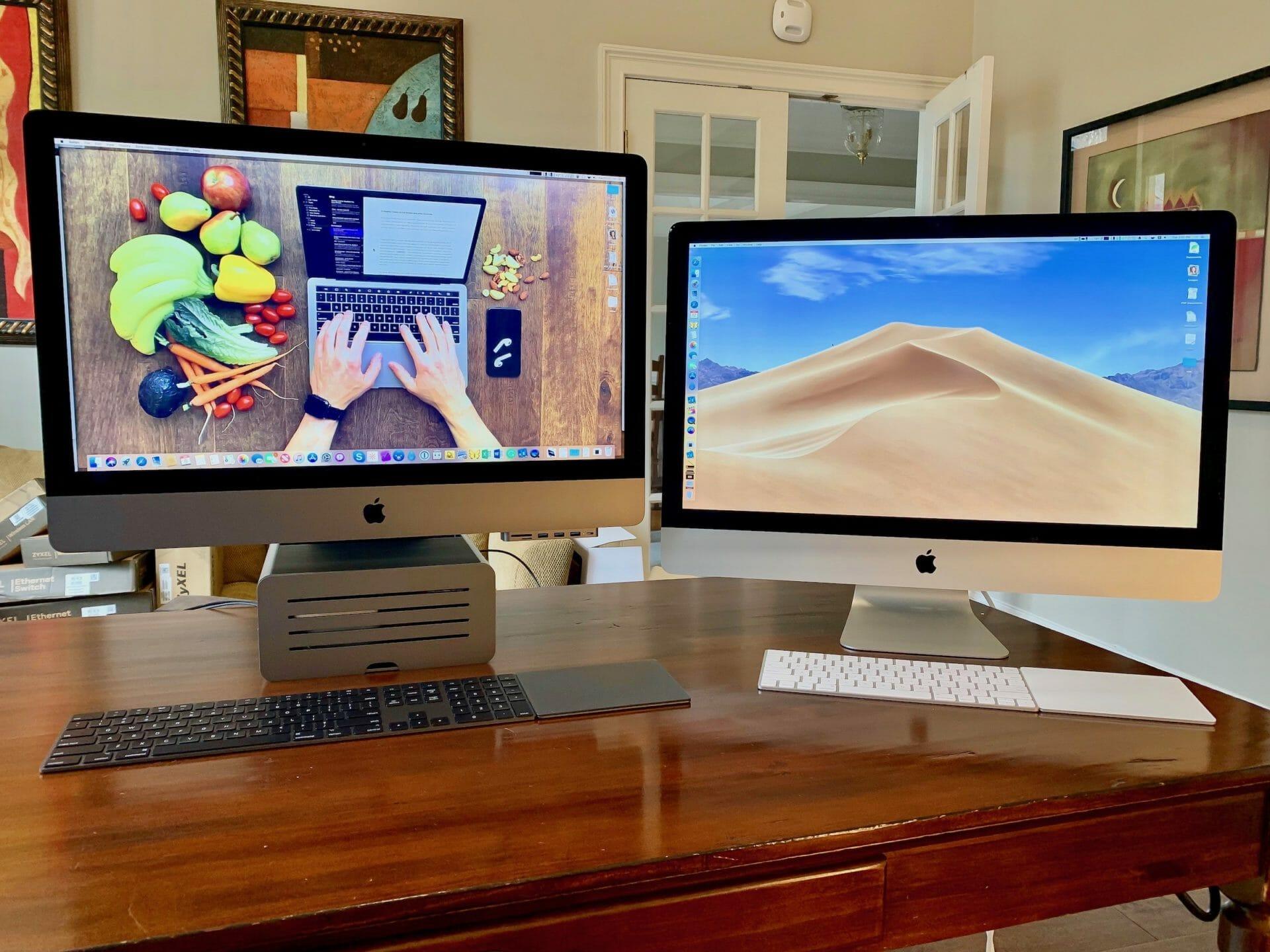 iMac Pro vs. 5K iMac