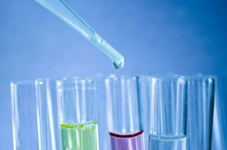 Synthetic Compounds are made in the lab