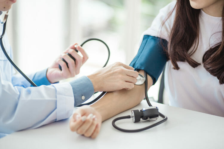 Keto can reduce blood pressure