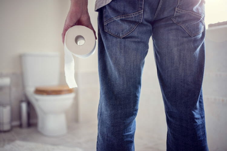 Constipation is a common keto side-effect