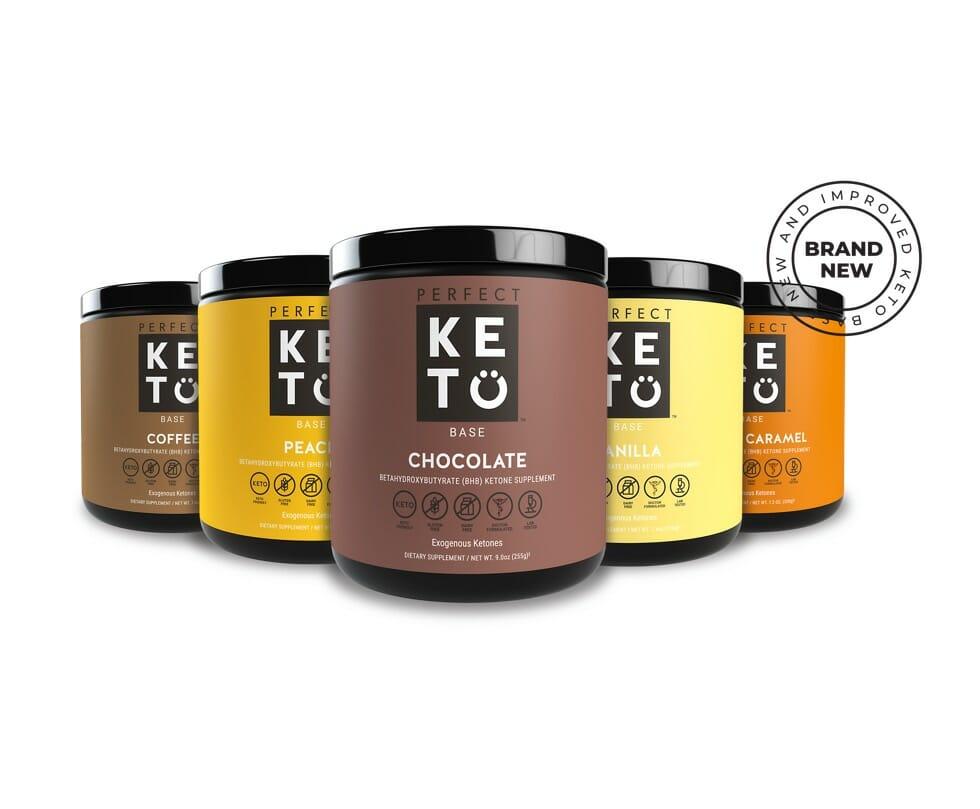Perfect Keto - Base